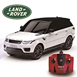 CMJ RC Cars Range Rover Sport Official Licensed Remote Kids with Working Lights
