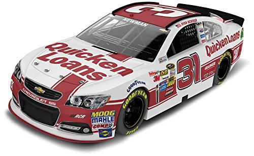 lionel-racing-c315821qlrn-ryan-newman-3-quicken-loans-2015-chevy-ss-124-scale-arc-hoto-official-nasc