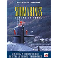 Submarines: Sharks of Steel - Boxed Set