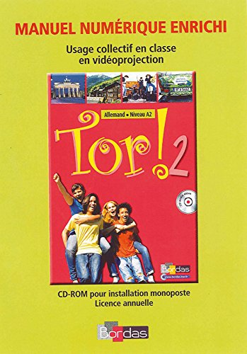 Tor! 2 * Manuel numérique enrichi