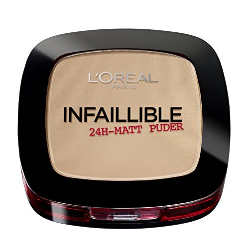 L'Oreal Paris Indefectible Puder
