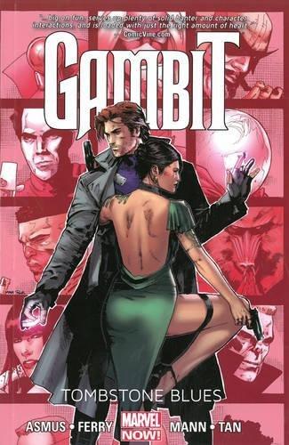 Gambit - Volume 2: Tombstone Blues (Marvel (Humor Tombstone)