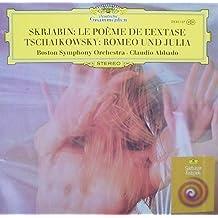 Skrjabin: Le Poeme de l'Extase / Tschaikowsky: Romeo und Julia [Vinyl LP] [Schallplatte]