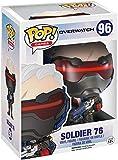 Funko - Figurine Overwatch - Soldier : 76 Pop 10cm - 0849803093037
