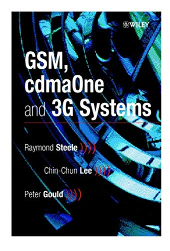 GSM, cdmaOne and 3G Systems 3g-system