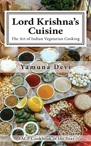 Lord krishnas cuisine the art of indian vegetarian cooking lord krishnas cuisine the art of indian vegetarian cooking english edition de forumfinder Image collections