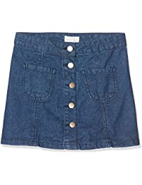 Pumpkin Patch Girl's A Line Denim Skirt