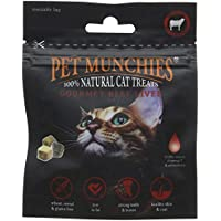 Pet Munchies Gourmet Beef Liver Cat Treats, 10 g