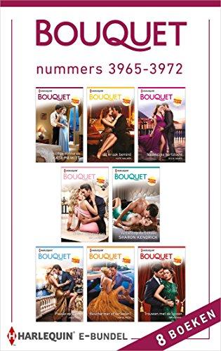 Bouquet e-bundel nummers 3965 - 3972 (Dutch Edition)