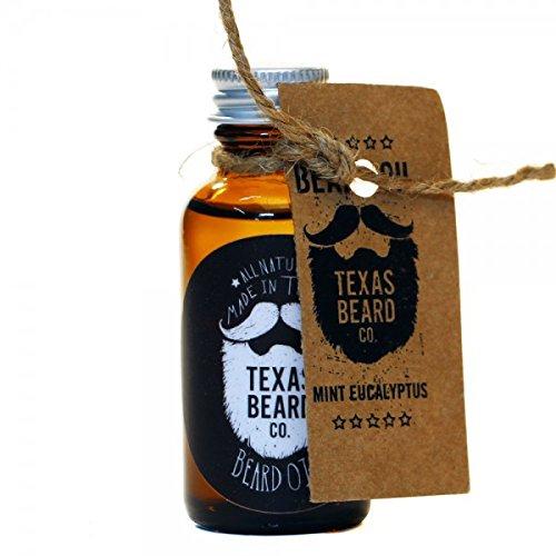 Texas Beard Co. Mint Eucalyptus Beard Oil 88,71ml 3oz