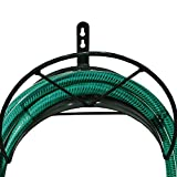 #10: BTH Company Garden Hose Holder Wall Mount Hanger Durable, Heavy Duty and Long Lasting