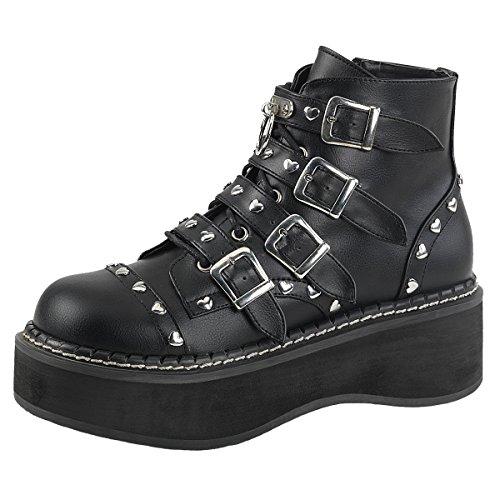 Heels-Perfect - Con Plateau Donna nero (nero)