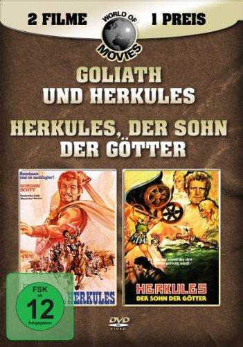 Goliath und Herkules / Herkules, der Sohn der Götter