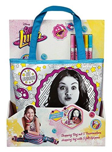 Undercover SORN7804 - Handtasche, Disney Soy Luna, ca. 33 x 23 x 10 cm Create your own Shopping Bag