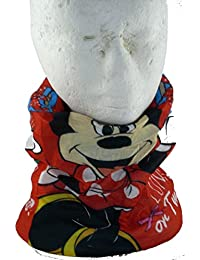 Braga cuello Minnie Disney coralina surtido