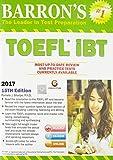 Barron's TOEFL iBT 15th edition (DVD)