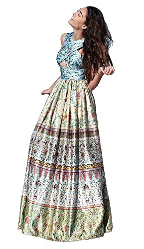 sherri-hill-blue-yellow-print-51233-cross-over-bodice-and-back-dress-uk-8-us-4