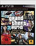 Grand Theft Auto - Episodes from Liberty City (The Lost and the Damned & The Ballad of Gay Tony) [Software Pyramide] - [PlayStation 3]