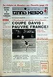 Telecharger Livres INTERNATIONAL TENNIS HEBDO N 8 du 16 07 1976 LA VICTOIRE DE RAMIREZ SUR PANATTA QUELQUES FIGURES DU DERNIER WIMBLEDON EDITORIAL UN COUP DE CHAPEAU A ASHE PAR BOB BRINER A EASTBOURNE UNE EQUIPE DESENCHANTEE COUPE DAVIS PAUVRE FRANCE L ARBITRE CRIE FAULT JAUFFRET PERD UN POINT CAPITAL JOHN LLOYD N A PAS TENU LES TROIS JOURS NEWCOMBE NOUVEAU PRESIDENT DE L ATP COMMENT LES TOURNOIS TRADITIONNELS PEUVENT ILS SE DEFENDRE CONTRE LES EPREUVES SPECIALES PAR RICHARD EVAN (PDF,EPUB,MOBI) gratuits en Francaise