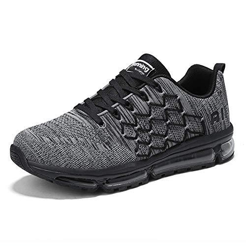 Air Zapatillas de Running para Hombre Mujer Zapatos para Correr y Asfalto Aire Libre y Deportes Calzado...