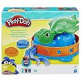 Hasbro Play-Doh A0653EU5 Schildkröten-Knetwerk, Knete