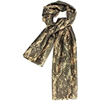 Dcolor Foulard Echarpe Cheche Cache-Col Camouflage Tactique Militaire Armee Police Moto camouflage d'ACU
