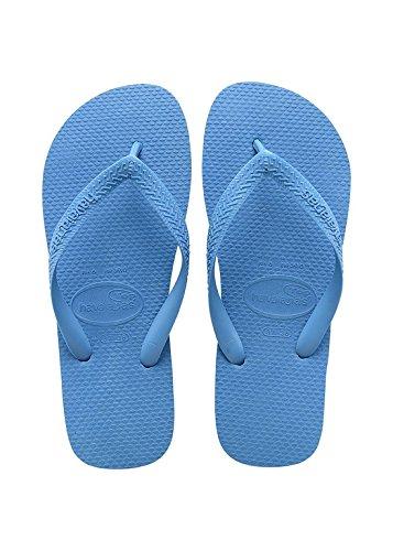 Havaianas Unisex Erwachsene Flip Flops Top Grösse 47/48 EU (45/46 Brazilian) Turquoise Zehentrenner