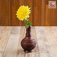 rusticity jarrón de flores de madera | hecho a mano ...