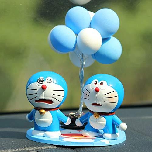 + Lächeln + Matte + blauer Ballon ()