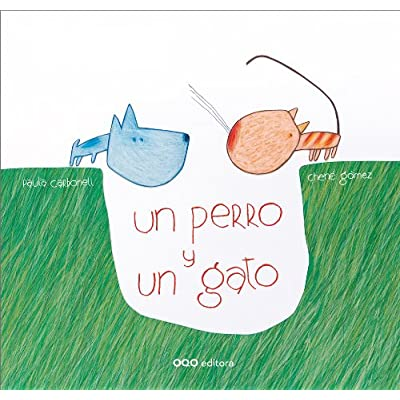Un perro y un gato / A Dog and a Cat