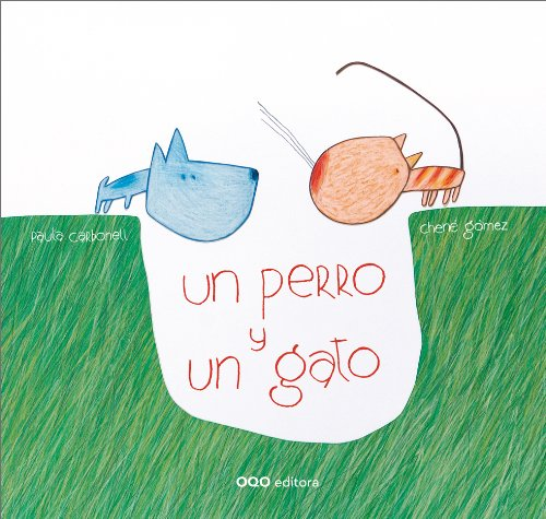 Un perro y un gato / A Dog and a Cat por Paula Carbonell