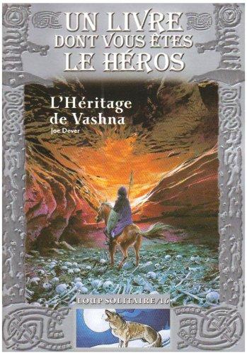 L'Héritage de Vashna: Loup Solitaire / 16