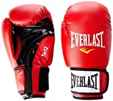 Everlast Erwachsene Boxhandschuhe Moulded Foam Training Glove, Red, 12, 6000