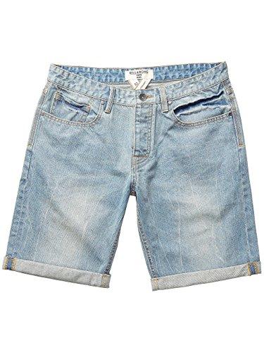 Billabong Herren Straight F.5 Pockets Walkshorts bleach daze