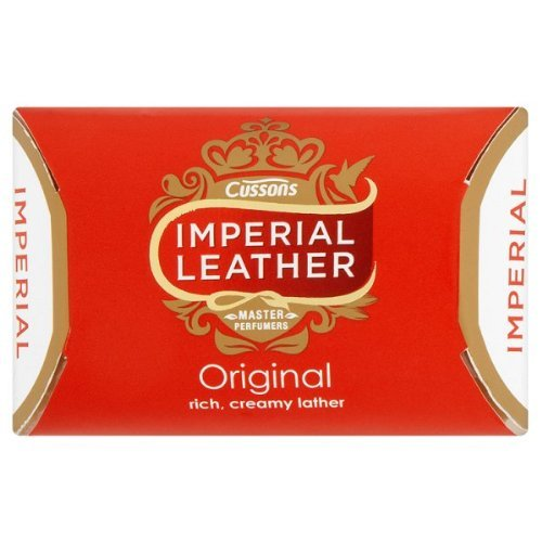 Imperial Leather Original Bar Soap 100 g (Pack of 9)