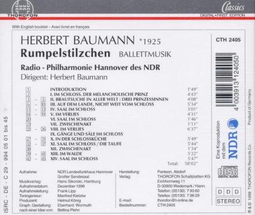 Herbert Baumann -...
