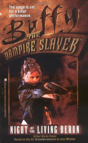 Cover of Night of the Living Rerun (Buffy the Vampire Slayer: Season 1 book 2)