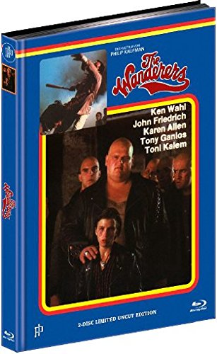 The Wanderers - Uncut/Mediabook (+ DVD) [Blu-ray] [Limited Edition]