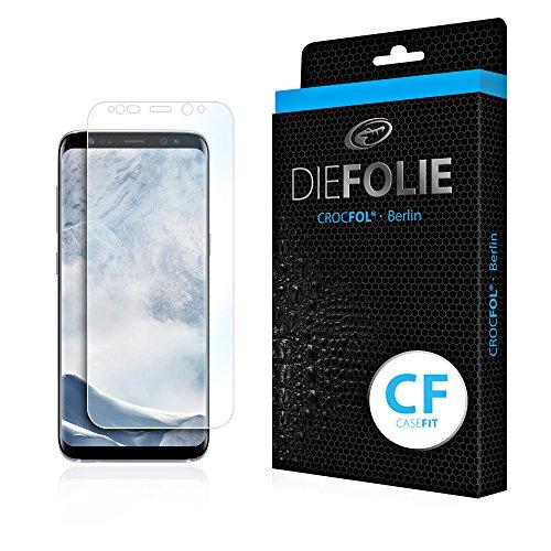 CROCFOL-DIEFOLIE-fr-Samsung-Galaxy-S8-zur-Verwendung-MIT-Schutzhlle-CASEFIT-2er-Pack-Schutzfolien-inkl-1x-DAS-FLSSIGGLAS-Frustfreie-Aufbringung-blasenfrei-funktioniert-garantiert-Kratzschutz-mit-Anti-