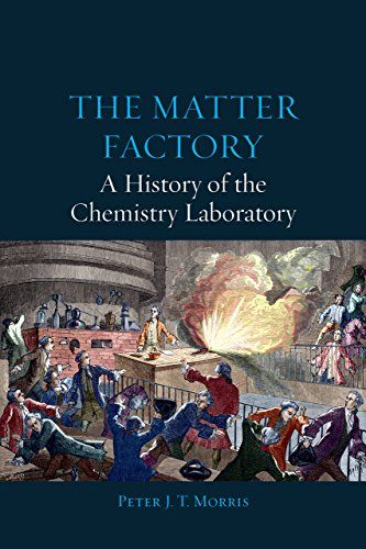 The Matter Factory: A History of the Chemistry Laboratory por Peter Morris
