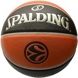 Spalding EL TF500 74-539Z - Balón de baloncesto (talla 7)
