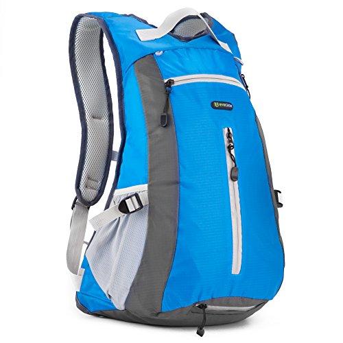 evecase-15l-hiking-backpack-lightweight-outdoor-sports-travel-shoulder-bag-w-helmet-net-for-hiking-c