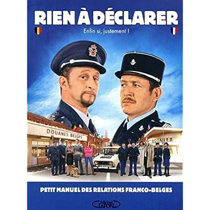 RIEN A DECLARER - LES BLAGUES FRANCO-BELGES