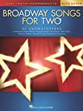 Broadway Songs for Two Alto Saxophones - Best Reviews Guide