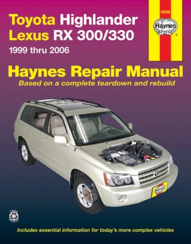 toyota-highlander-lexus-rx-300-330-automotive-repair-manual-haynes-automotive-repair-manual