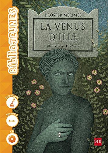 La Venus d'Ille. Niveau 7 [A2-B1] (Biblio Jeunes) - 9788467578621