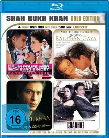 Die große Shah Rukh Khan Doppel-Edition (2 Blu-rays) (Bollywood Mit Shahrukh Khan)