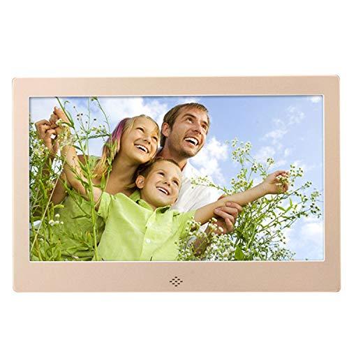 YUEC Digitales Foto-Bild Foto Smart elektronische WLAN-Cloud-E-Mail-Motion-Sensor Bluetooth drahtlosen USB-Stick enthält MP3-Video-Player,B (E-mail-bilderrahmen)