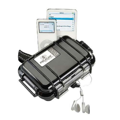 I1010 Micro Case (Pelican i1010 iPOD Micro Case 1010-145-110, Schwarz)