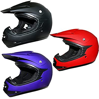 Apex Leopard Kids Children MX Motorbike Motocross Helmet *ECE 2205 APPROVED* Road Legal by Touch Global Ltd